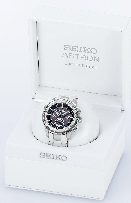 安倍総理の腕時計がすごい!【セイコーアストロン限定モデル】