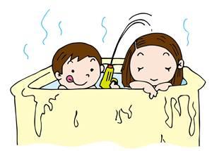 手足口病はお風呂やプールでうつる?いつから入れる?医師の答えは。