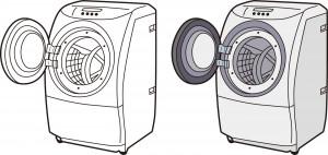 ラグマットの洗濯方法。 コインランドリーでの洗い方、自宅では?