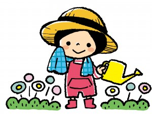 農作業の服装が進化!【女性編】おしゃれ、かわいい服やアイデア!