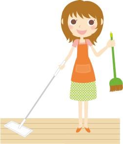 赤ちゃんのためのフローリングの掃除の仕方と何とも意外な注意点!