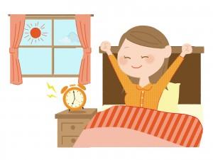 二度寝には意外な効果が!ストレスの無い健康的な二度寝をする方法?