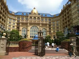 ディズニーランド ホテル