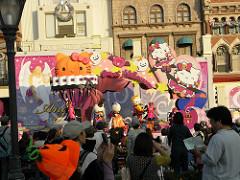 USJハロウィンパレード