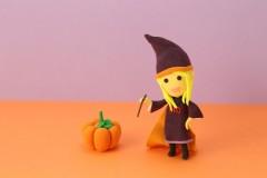 ハロウィンの魔女の衣装の作り方!子供も大人も手作りしよう。