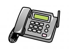 固定電話への迷惑電話の対策!対応の仕方と迷惑電話対応電話機など。