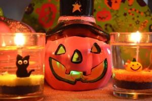 ハロウィンパーティー 装飾、飾り