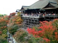 京都駅から清水寺までの行き方!電車、バス、タクシー、徒歩では?