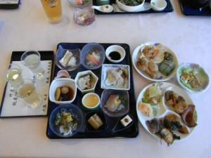 大久野島 食事、昼食