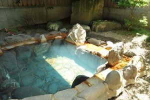 穴場的露天風呂