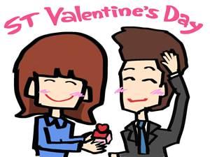 バレンタインデー 職場でのQ&A!片思い、義理チョコなど・・・