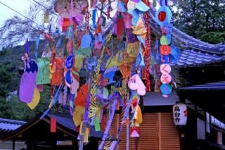 七夕 笹飾り