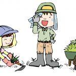 庭の草取りのコツ、注意点を伝授!畑や芝生も簡単。