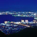 琵琶湖花火スポット別アクセス方法【車で、最寄り駅から】